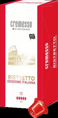 Cremesso RISTRETTO ITALIANA KAFFEEKAPSELN 16STK