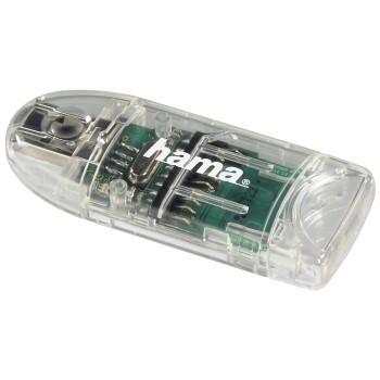 Hama 91092,Kartenleser 8in1 USB2