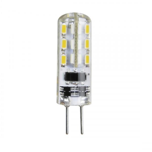 Hama LED-Lampe 112597 G4 100lm - ersetzt 11W Stiftsockellampe warmweiß