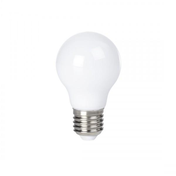Hama LED-Lampe, 112567, E27, 470lm - ersetzt 40W Glühlampe, warmweiß