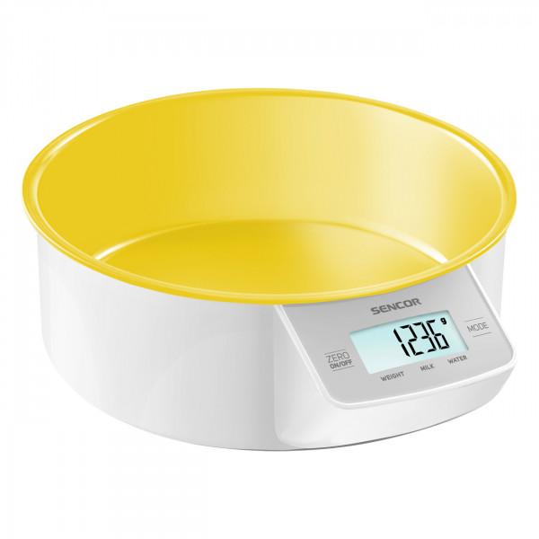 Sencor Küchenwaage SKS4004YL