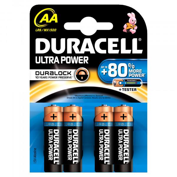 Duracell Batterien MX1500-LR06