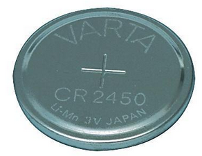 Varta CR2450 Knopfzelle
