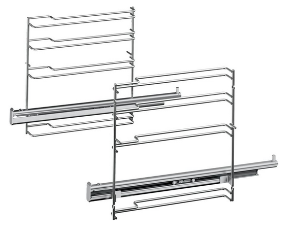 Siemens HZ638170 Chrom Backofen-Schiene Ofenteil &amp, Zubehör