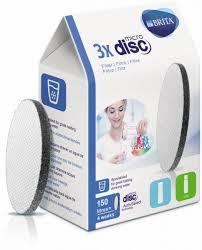 Brita 3x MicroDisc Disk 3Stück(e)