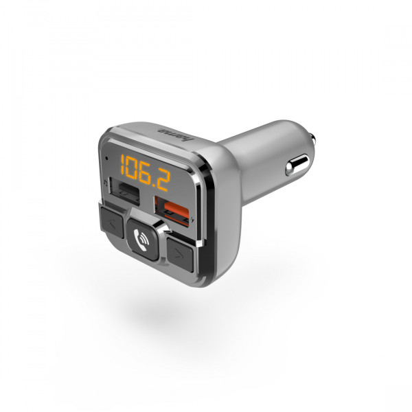 Hama FM-Transmitter 14165 mit Bluetooth