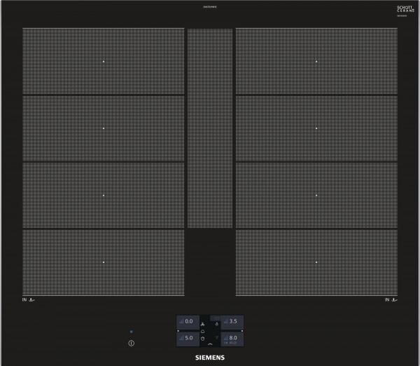 Siemens Induktionskochfeld, EX675JYW1E, Autark, TFT-Touchdisplay