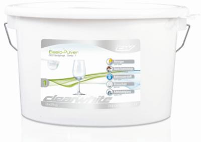 Clearwhite Basic Reinigungspulver 6 kg, 3x2kg im Kübel