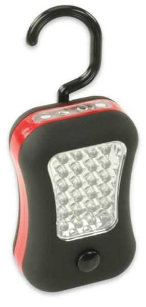 HyCell Werkzeugleuchte, 1600-0045, Taschenlampe, TLx24