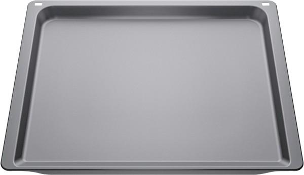 Siemens Backblech HZ531000 emailliert grau