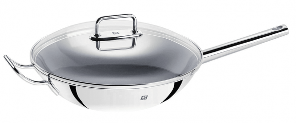 ZWILLING J.A. HENCKELS ZWILLING® Plus Wok, Ceraforce® Ultra beschichtet, 40992-032-0