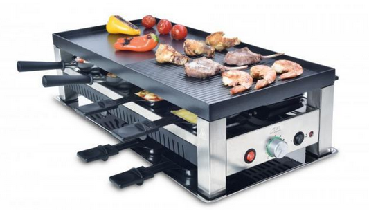 Solis 5 in 1 Grill Typ 791 Raclette
