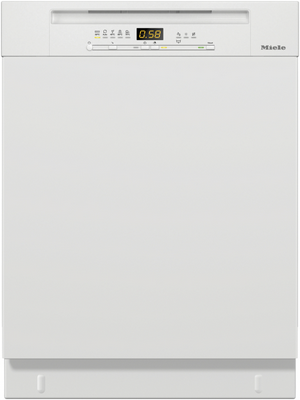 Miele Geschirrspüler, G5210UBW, Unterbau, 60cm, weiss