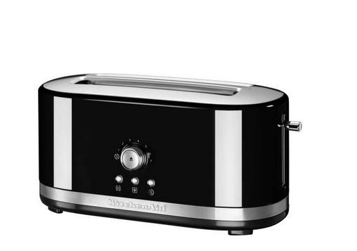 KitchenAid 5KMT4116 2Scheibe(n) 1800W Schwarz Toaster