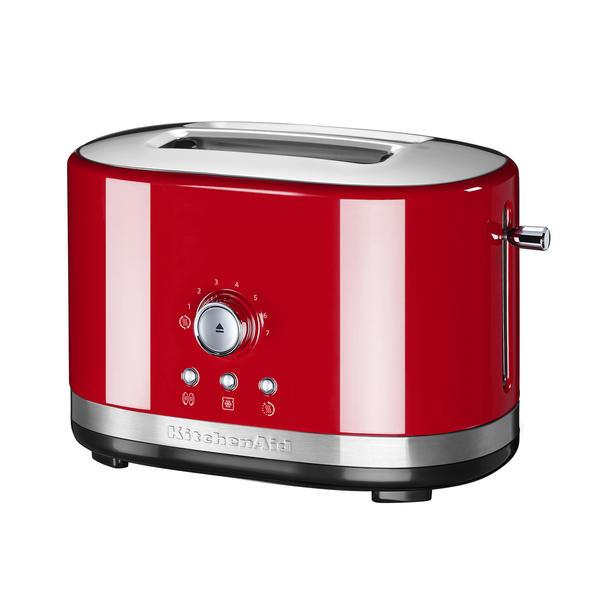 KitchenAid 5KMT2116 2Scheibe(n) 1800W Rot Toaster