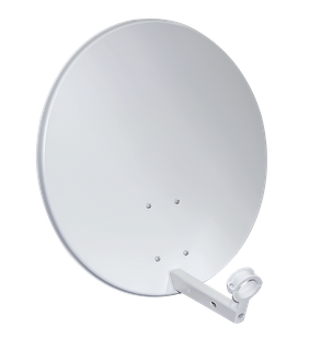 Megasat Sat-Spiegel 60cm grau