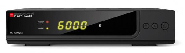 Opticum Free to Air Receiver AX300 HDTV Satellit