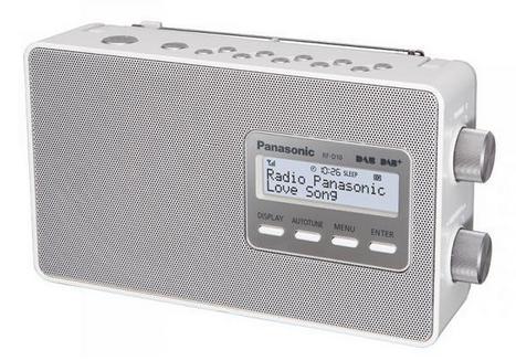Panasonic Radio, RF-D10EG-W,