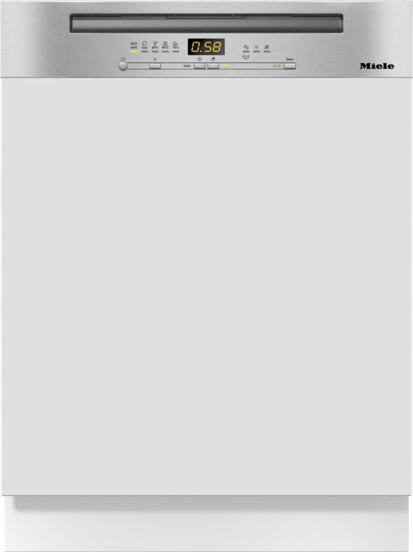 Miele Einbau Geschirrspüler, G5210SCi, Edelstahl