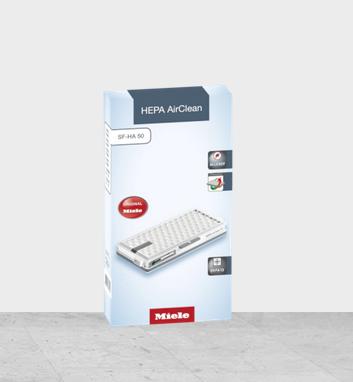Miele Active HEPA-Filter SF-HA50, Nachfolgemodell, 9616280