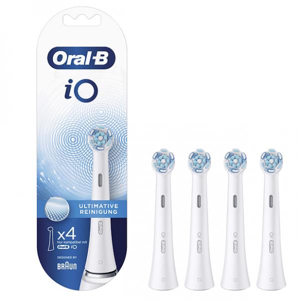 Oral-B Aufsteckbürsten iO Ultimative Reinigung 4er