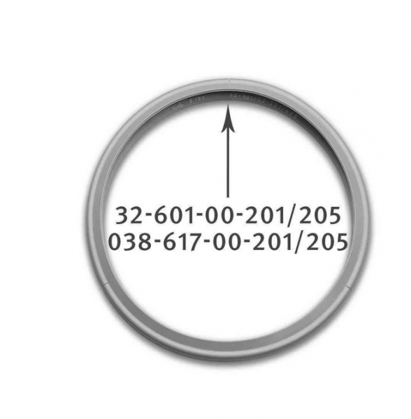 Fissler Dichtungsring 600000227950 22 cm