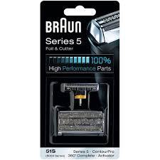 Braun 51S - Combi-Pack, Serie 8000, Activator