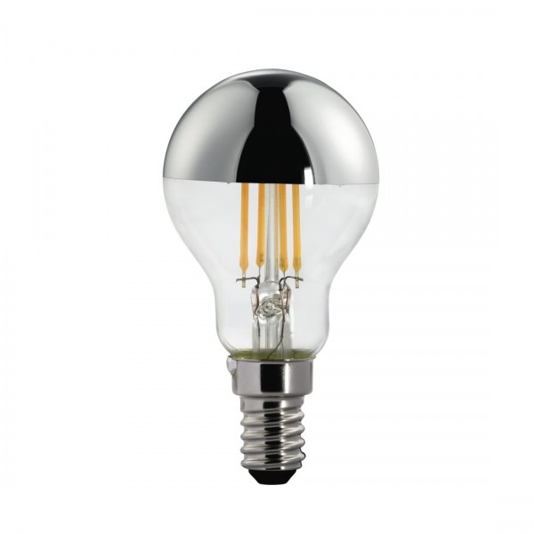 Hama LED-Lampe, 112577, E14, 400lm - ersetzt 35W Tropfenlampe, warmweiß