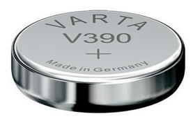 Varta Primary Silver Button V390 - SR 54 Nickel-Oxyhydroxid (NiOx) 1.55V Nicht wiederaufladbare Batt