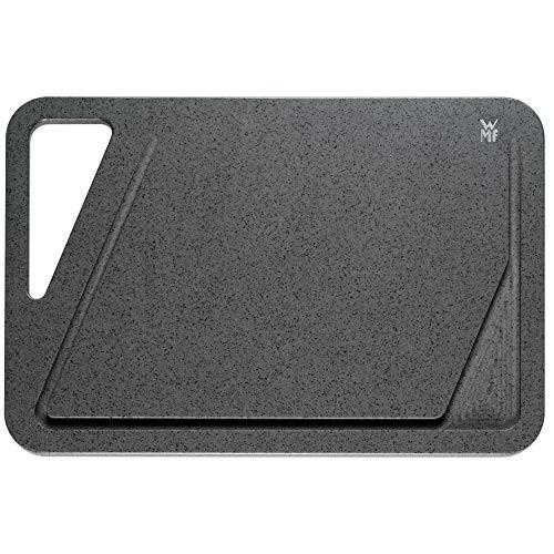 WMF Schneidebrett 45x30cm Grau Kunststoff