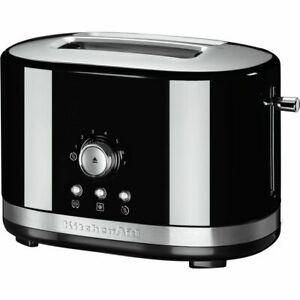 KitchenAid Toaster, 5MT2116EOB, 1800W, 2 Scheiben, Schwarz