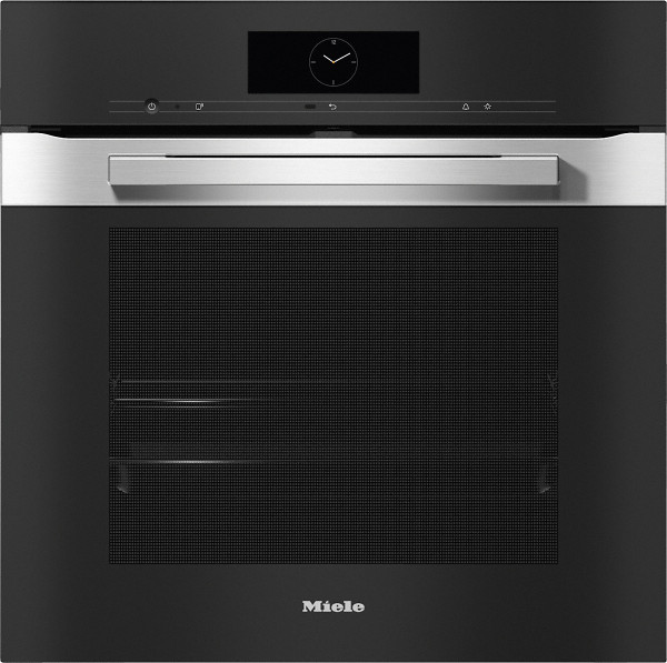 Backofen, H7860 BP, Miele CleanSteel