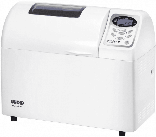 Unold 68511 700W Weiß Brotbackmaschine