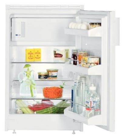 Liebherr UK 1414 Eingebaut 106l A+ Weiß Kühlschrank mit Gefrierfach