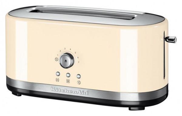 KitchenAid 5KMT4116 2Scheibe(n) 1800W Cremefarben Toaster