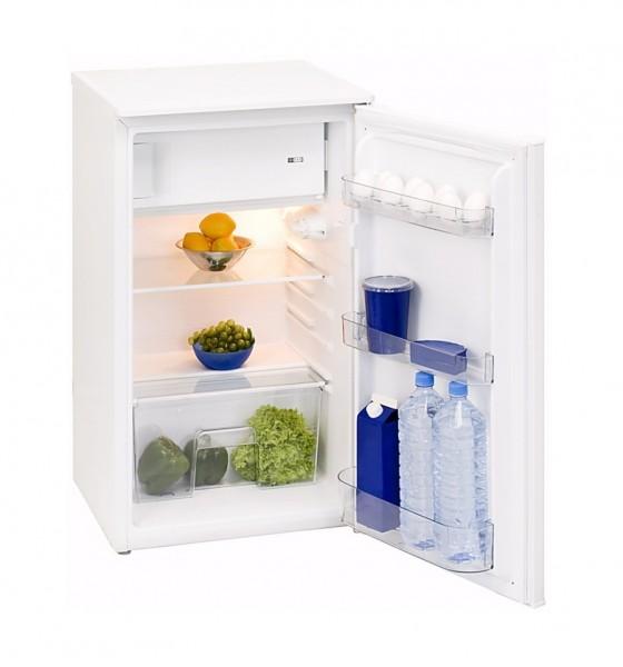 Exquisit Kühlschrank mit Gefrierfach, KS104A-1