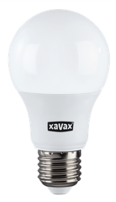 Hama LED-Lampe, E27, 112642, 806lm ersetzt 60W, Glühlampe warmwei߸ 112593