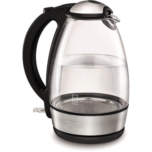 Tefal KI 7208 Glas-Wasserkocher, 1,7 L, 2400 W