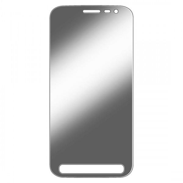 Hama Echtglas-Displayschutz Premium Crystall Glass, 178883, für Samsung