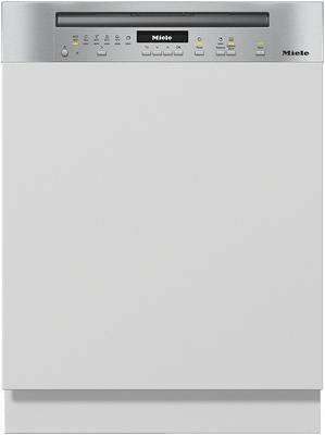 Miele Geschirrspüler G7000iCLST Einbau Teilintegriert 60cm