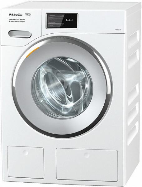 Miele Waschmaschine, WMV963WPS, PWash 2.0 &amp, TDos XL Tronic Wifi W1, lotosweiß