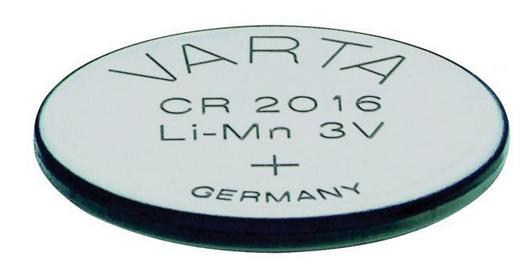Varta Batterie CR2016