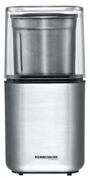 Rommelsbacher Kaffee Kräutermühle EGK200 incl.Universalbehälter mit 4fach Messer