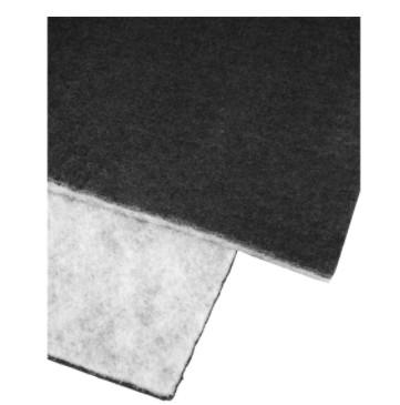 Hama Dunstabzug-Flausch- Aktivkohlefilter, 111869, 2er Set