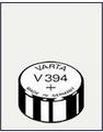Varta V394 Siler-Oxid (S) 1.55V Nicht wiederaufladbare Batterie