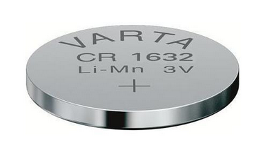Varta CR 1632 Electronics