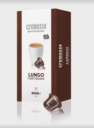 Cremesso Caffe Fortissimo 1Pkg-16Kap.