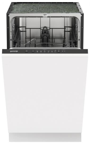 Gorenje Geschirrspüler GV52040 Einbau Vollintegriert 45cm
